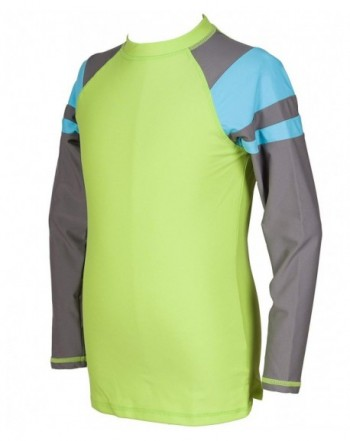 Hot deal Boys' Rash Guard Shirts