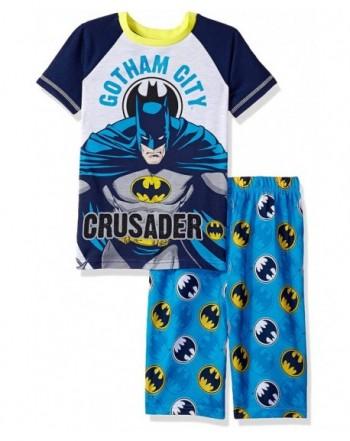 DC Comics Little Sleeve Pajama
