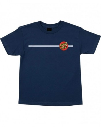 Santa Cruz Boys Classic Shirts