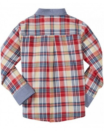 Most Popular Boys' Button-Down Shirts Wholesale