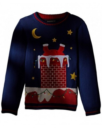 Blizzard Bay Santa Stuck Sweater