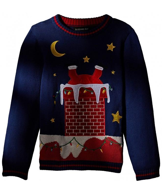 Blizzard Bay Santa Stuck Sweater
