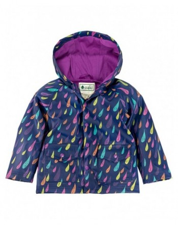OAKI Childrens Jacket Girls Toddlers