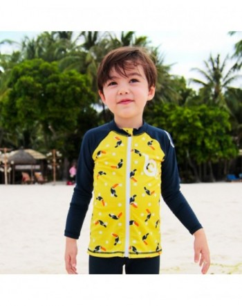 New Trendy Boys' Rash Guard Shirts On Sale