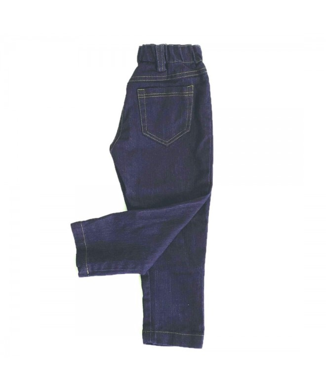 PequeKids Kids Pull Toddlers Jeans