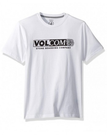 Volcom Boys Harsh Short Sleeve