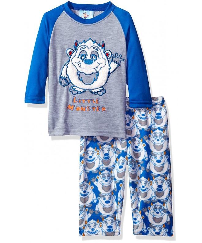 Bunz Kidz Boys Monster Pajama