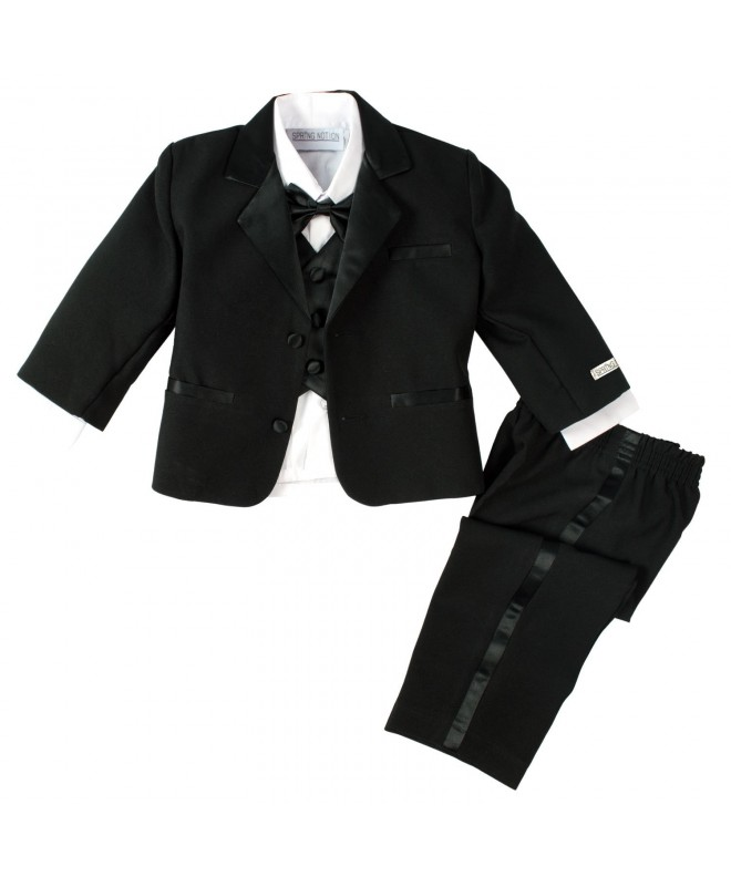 Spring Notion Black Classic Tuxedo