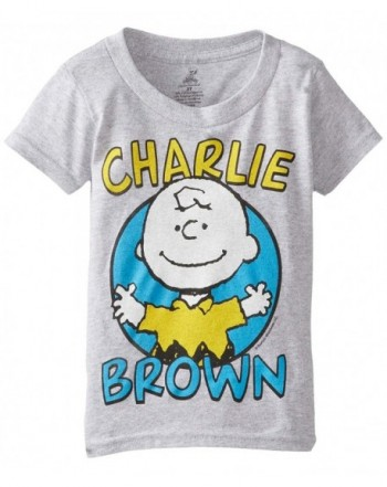 Peanuts Boys Short Sleeve T Shirt