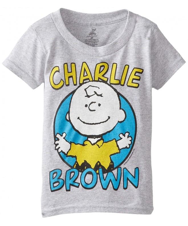 Peanuts Boys Short Sleeve T Shirt