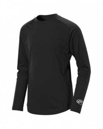 Rawlings Performance Long Sleeve Baseball Shirt