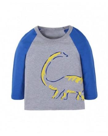 Koupa Little Dinosaur Pattern T Shirt