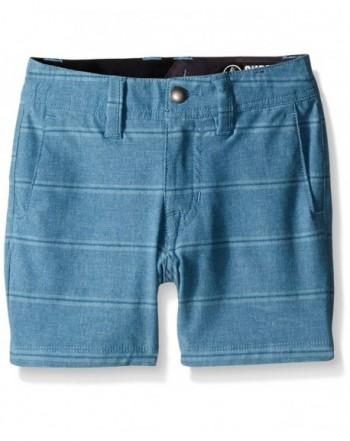 Volcom Little Boys Hybrid Short