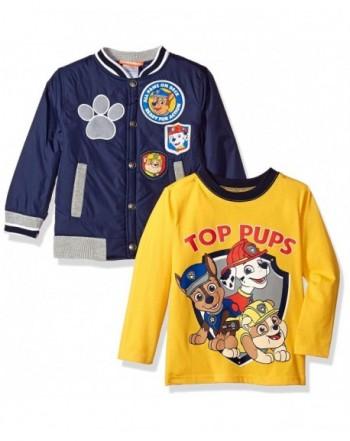 Nickelodeon Piece Patrol Stadium Jacket