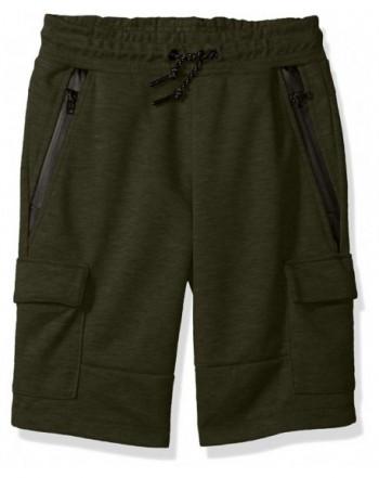 Southpole Fleece Shorts Cargo Pockets