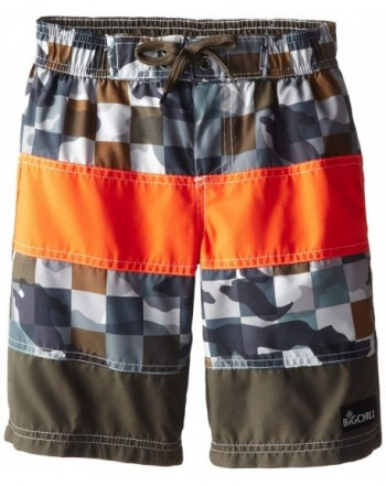 Big Chill Little Colorblock Short