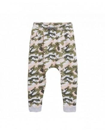 SanReach Little Camouflage Twill Jogger