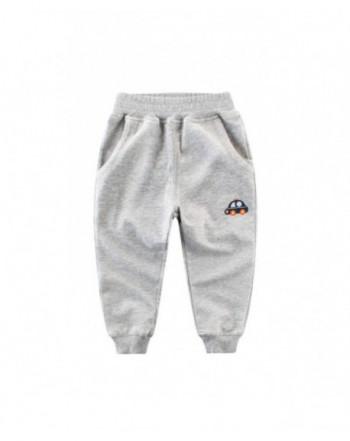 Koupa Toddler Cartoon Sweatpants Size2 8T
