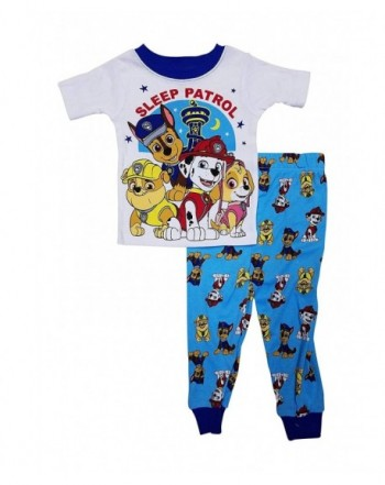 Paw Patrol Boys Pajamas Sleep