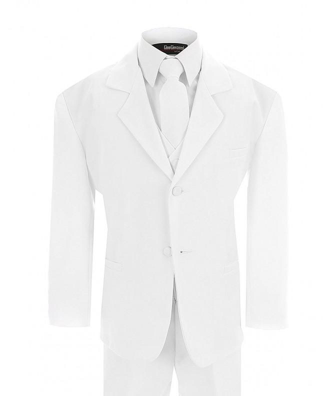 Gino Giovanni Boys Formal Dresswear