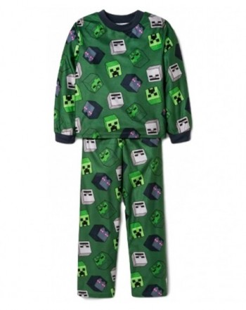 Minecraft Boys 2pc Pajama Set