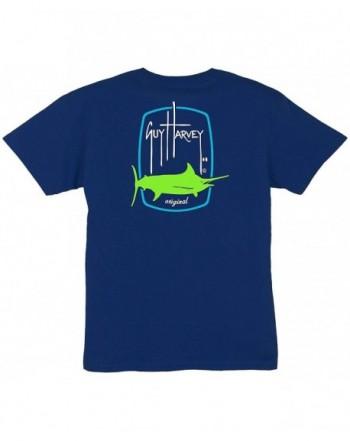 Guy Harvey Boys Barrel T Shirt