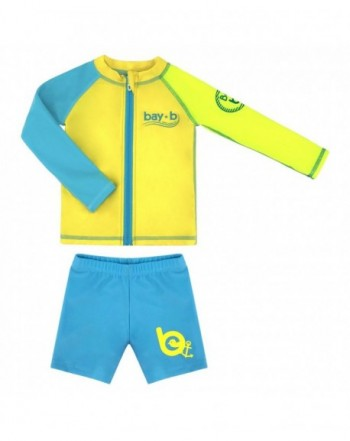 BAY B Kids Sleeve Rashguard UPF50