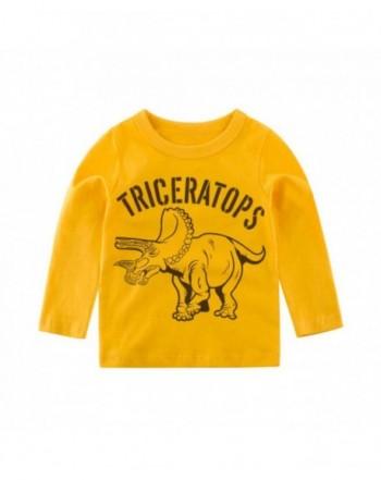 Moon Tree Dinosaur T Shirts Graphic