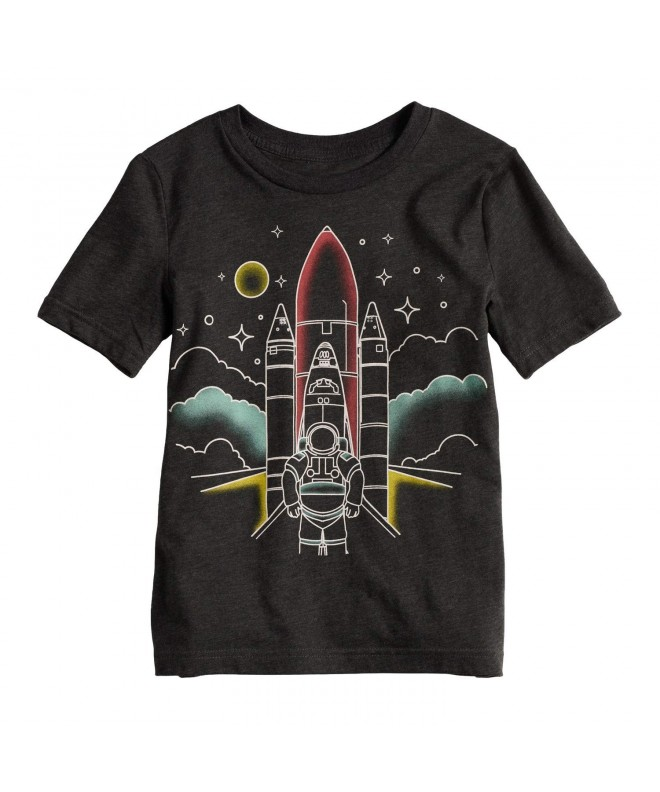 Jumping Beans Rocket Astronaut Graphic