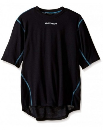 Bauer Youth Short Sleeve Layer