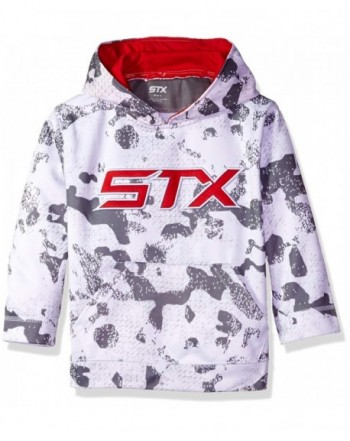 STX Hi Tech Fleece Hooded Pullover