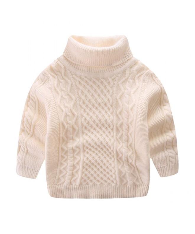 Mud Kingdom Super Turtleneck Sweaters