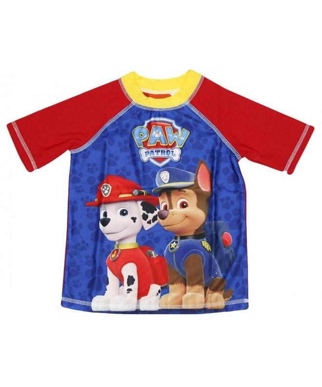 Paw Patrol Nickelodeon Toddler Little