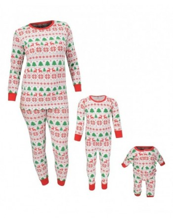 Unique Baby Christmas Family Pajama