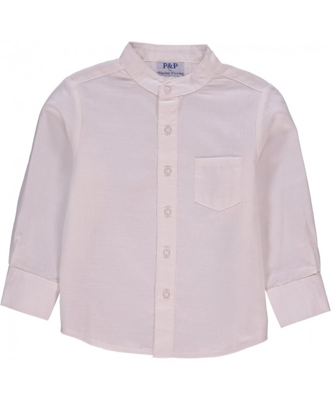 Baby Spring Long Sleeve Button