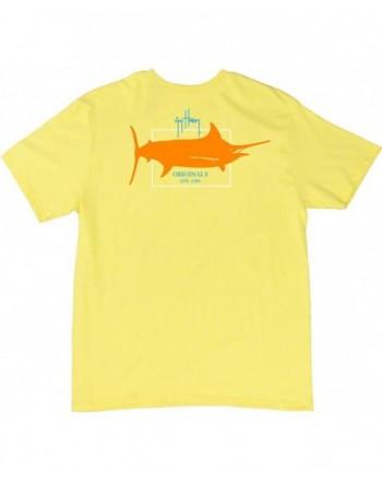 Guy Harvey T shirt Medium Heather