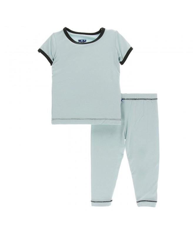 Kickee Pants Sleeve Pajama Spring