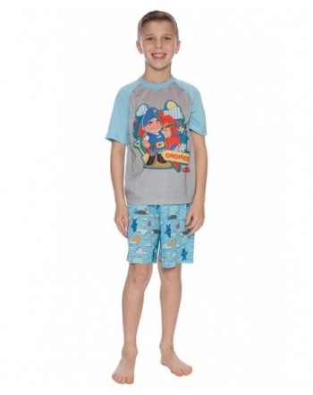 Intimo Sherlock Gnomes Gnomeo Pajama