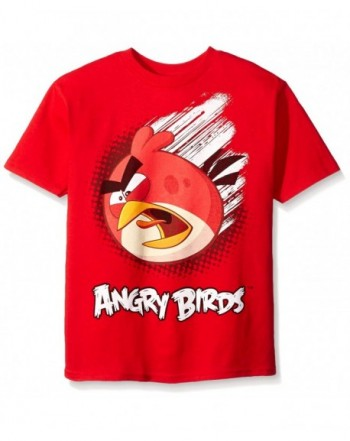 Angry Birds Short Sleeve T Shirt