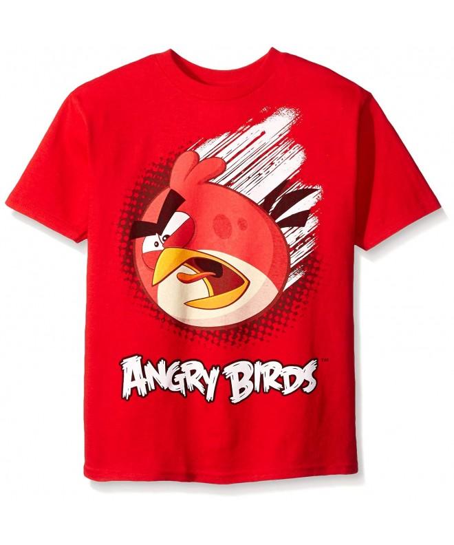 Angry Birds Short Sleeve T Shirt