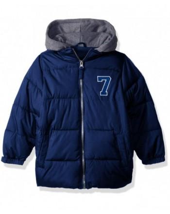 iXtreme Boys Puffer Jacket Fleece