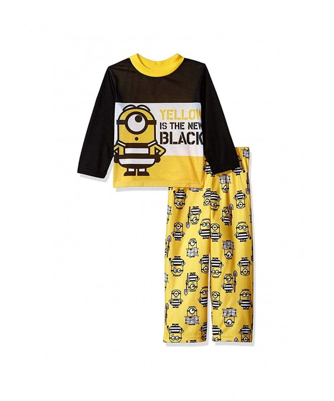 Despicable Me Minions Sleeve Pajamas