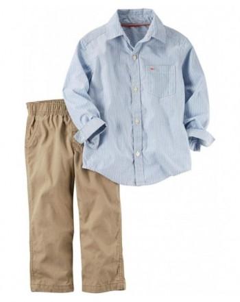 Carters Boys Playwear 249g395 Stripe