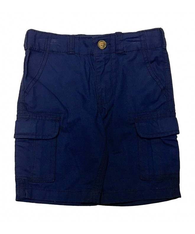 Carters Button Front Cargo Shorts
