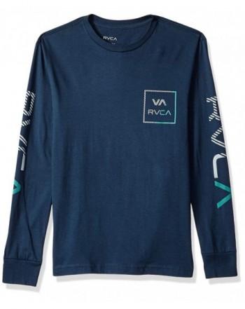 RVCA Boys Segment Sleeve T Shirt