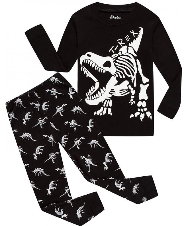 Children Pajamas Dinosaur Sleepwear Toddler