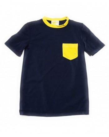 Crazy Boys Navy Yellow Guard