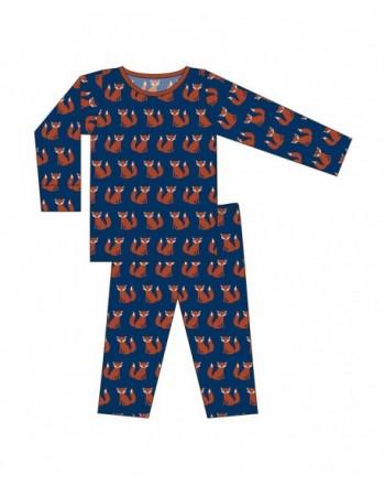 Kickee Pants Print Sleeve Pajama