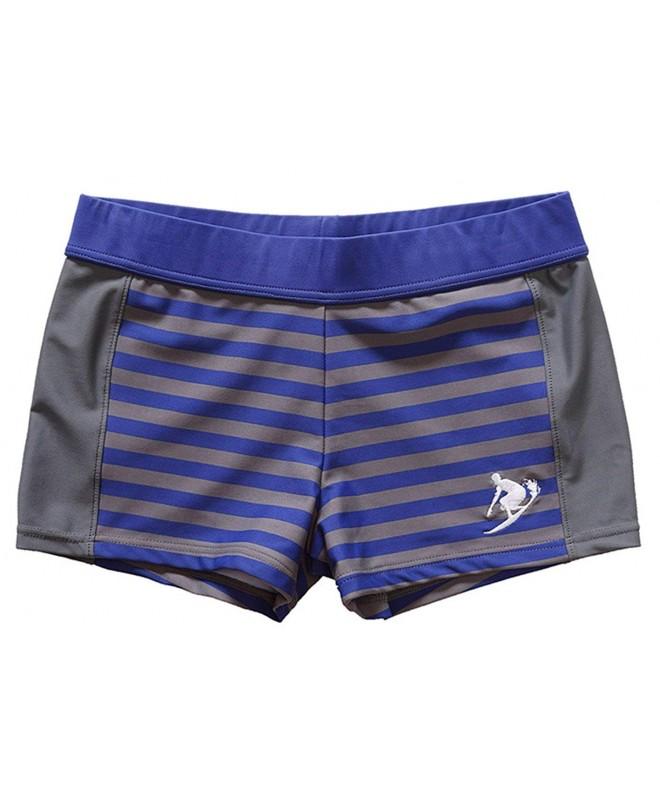 beautyin Swimming Trunks Animal Shorts