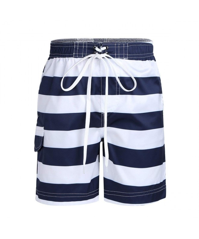 iEFiEL Toddlers Stripe Shorts Bathing